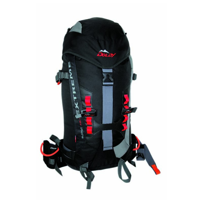 Doldy Alpinist Extreme 38+ black