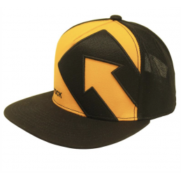 Singing Rock Snapback Hat
