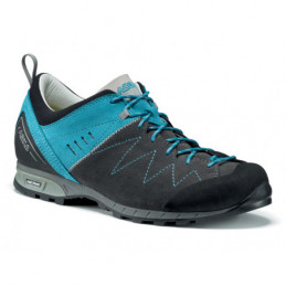 Asolo Track ML Graphite/Cyan blue