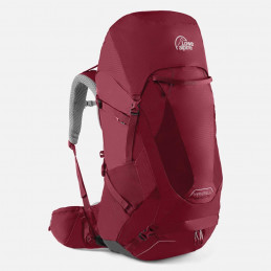 Dámský batoh Lowe Alpine Manaslu ND 60:75 raspberry
