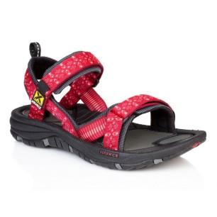Dámské sandály Source Gobi Women tribal red