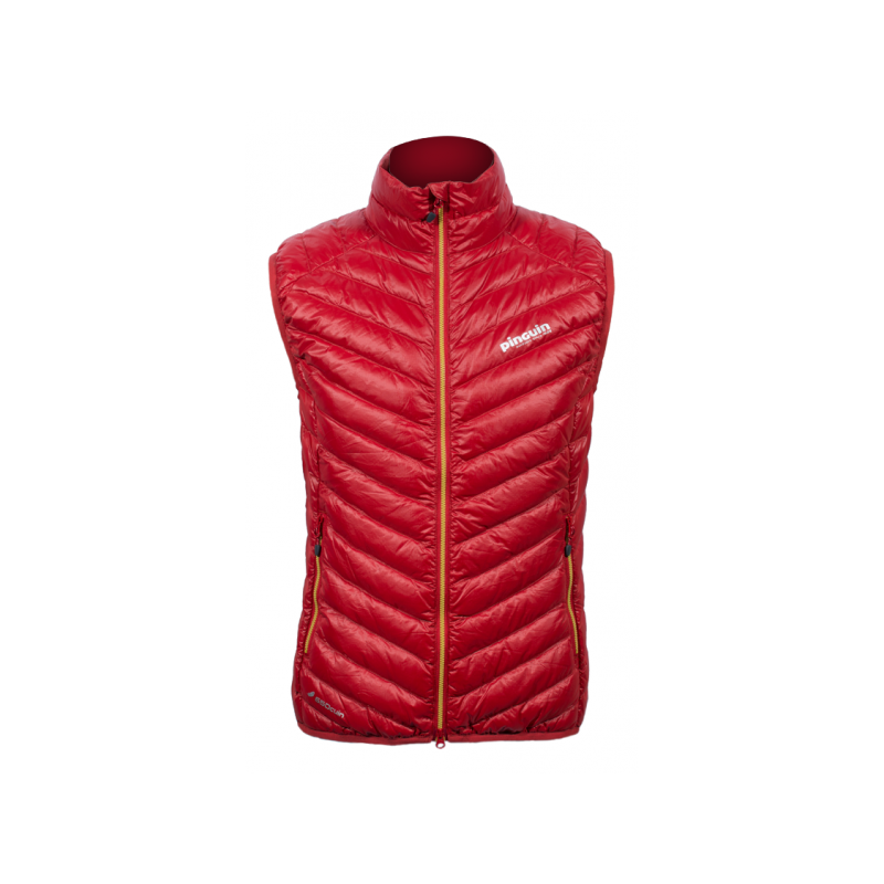 Pinguin Breeze Vest Red