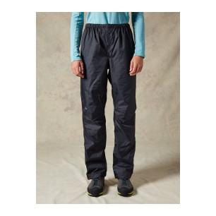 Dámské nepromokavé kalhoty Rab Downpour Pants regular Black