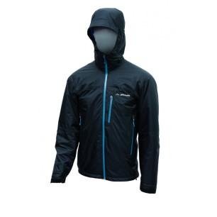 Pinguin Alaska Jacket Black with blue zip