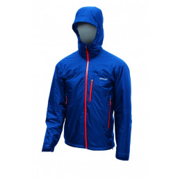 Pinguin Alaska Jacket Blue with red zip