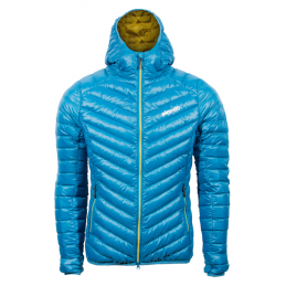 Pinguin Breeze Hoody Jacket Blue