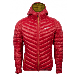 Pinguin Breeze Hoody Jacket Red