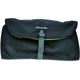 Pinguin Foldable Washbag L Black