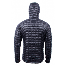 Pinguin Glimmer Hoody Jacket Black backside