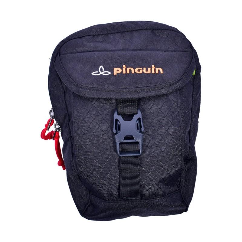 Pinguin Handbag L Black