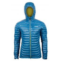 Pinguin Hill Hoody Jacket Blue