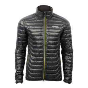 Pinguin Hill Jacket Black