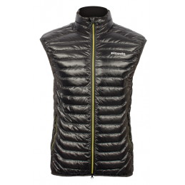 Pinguin Hill Vest Black