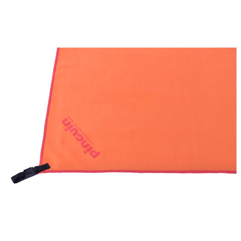 Pinguin Micro towel 40 x 80 cm Orange