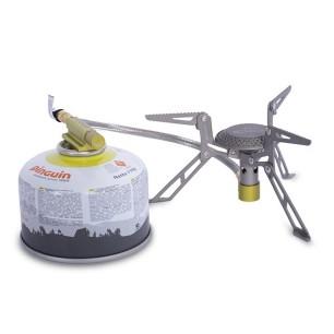 Plynová kartuše Pinguin Cartridge 110 g s vařičem Mantis Titan
