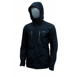 Pinguin Parker Jacket Black