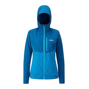 Rab dámská bunda Alpha Direct Jacket merlin