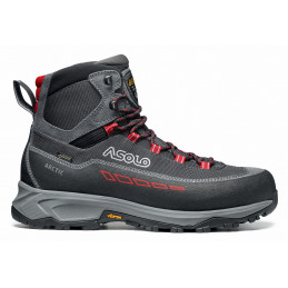 Asolo Arctic GV MM Grey/Gunmetal/Red