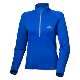 Warmpeace dámská pulover FRAM Powerstretch Royal blue