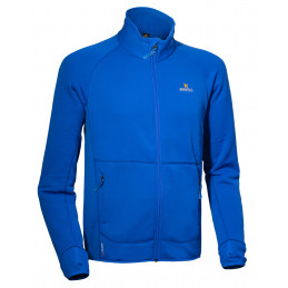 Warmpeace mikina TREVOR Powerstretch Royal Blue
