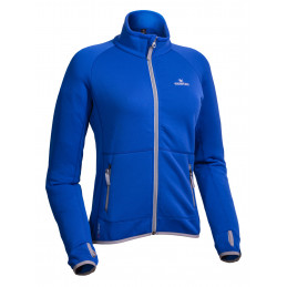 Warmpeace mikina MANDY LADY Powerstretch Royal blue