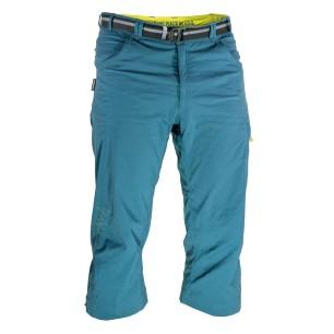 Warmpeace 3/4 kalhoty PLYWOOD Petrol