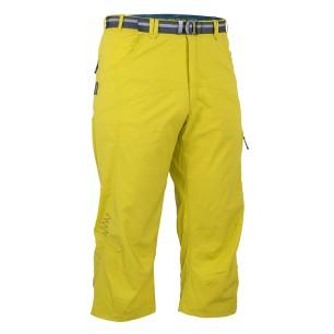 Warmpeace 3/4 kalhoty PLYWOOD Mustard