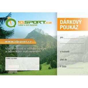 Dárkový poukaz iQSPORT