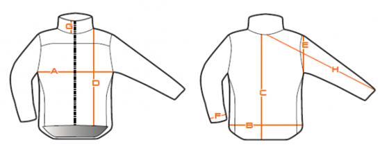 Jak vybrat správnou velikost bundy